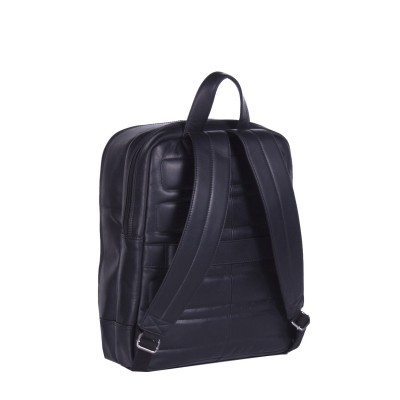 Photo of Leather Backpack Black Dex
