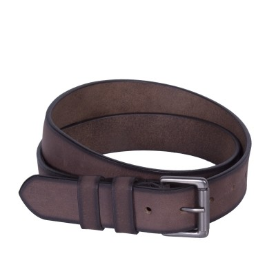 Leather Belt Milan Brown