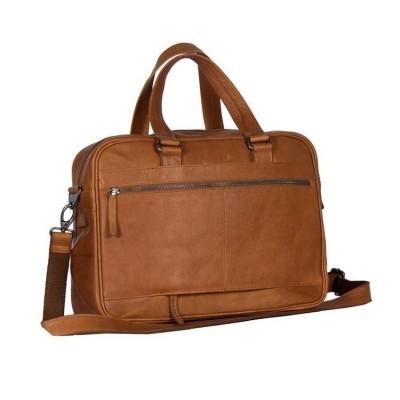 Photo of Leather Laptop Bag Cognac Samual