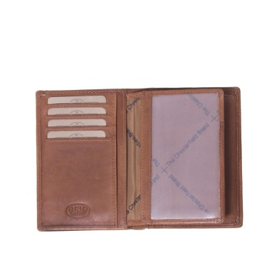 Photo of Leather Wallet Cognac Siem