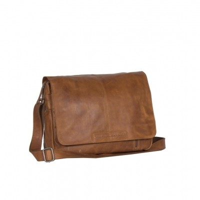 Photo of Leather Laptop Bag Cognac Richard