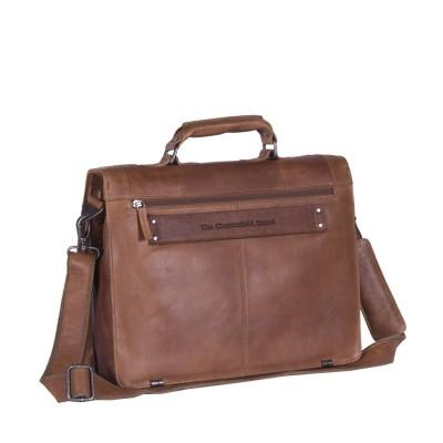 Photo of Leather Shoulder Bag Cognac Joe