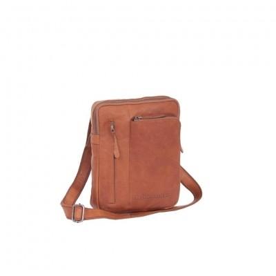 Photo of Leather Shoulder Bag Cognac Edward