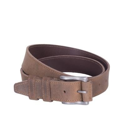 Leather Belt Finn Cognac
