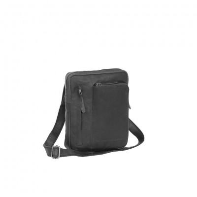 Photo of Leather Shoulder Bag Black Edward