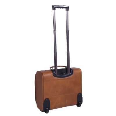 Photo of Leather Trolley Cognac Xavi