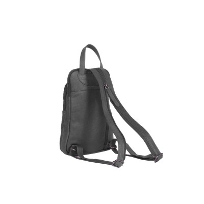 Photo of Leather Backpack Black Buddy