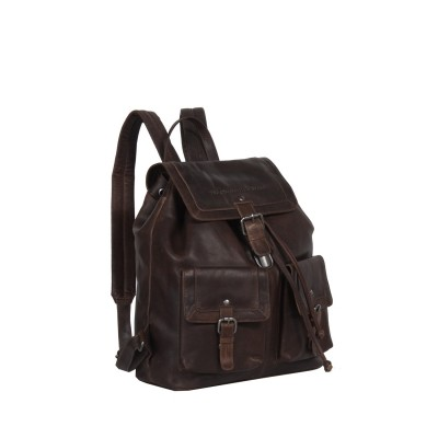 Photo of Leather Backpack Brown Joey