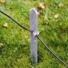 Afbeelding van Aardpen verzinkt T-profiel 100cm