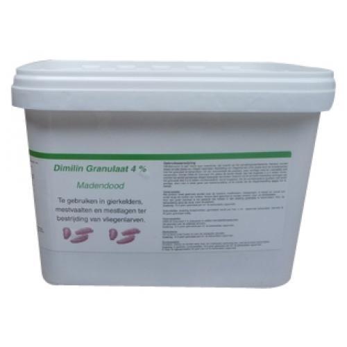 Dimilin 4% madendood granulaat 2.5kg