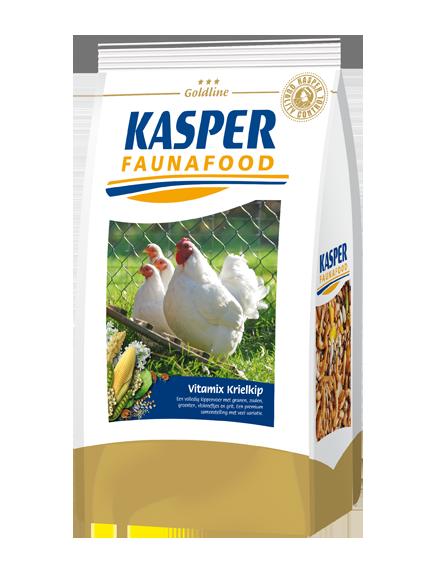 Vitamix krielkip Goldline Kasper Faunafood 3kg
