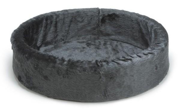 Beeztees hondenmand / teddymand grijs 50cm