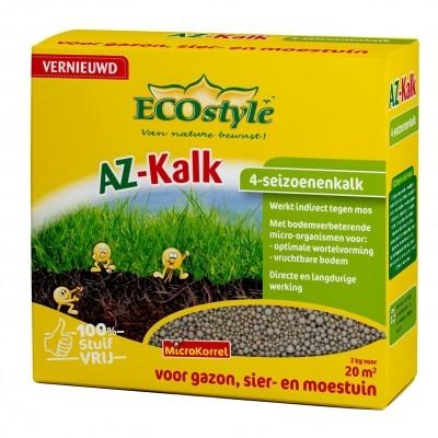 Foto van AZ-kalk Ecostyle 2 kg