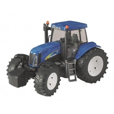 Bruder New Holland T8040 tractor 1:16