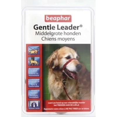 Beaphar Gentle Leader medium rood