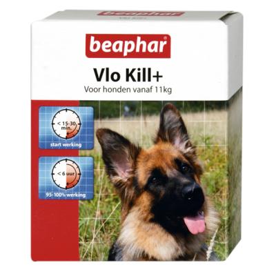 Beaphar vlo kill+ hond vanaf 11 kg