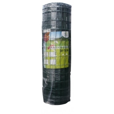 Tuingaas groen 100cm hoog 25mtr