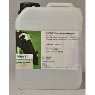 Propyleenglykol Agrivet 2ltr