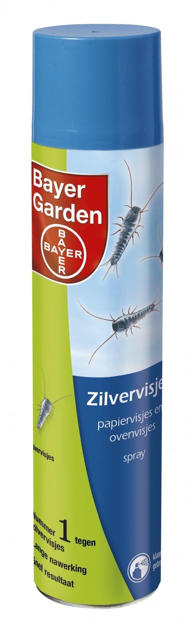 Zilvervisjesspray Bayer 400ml