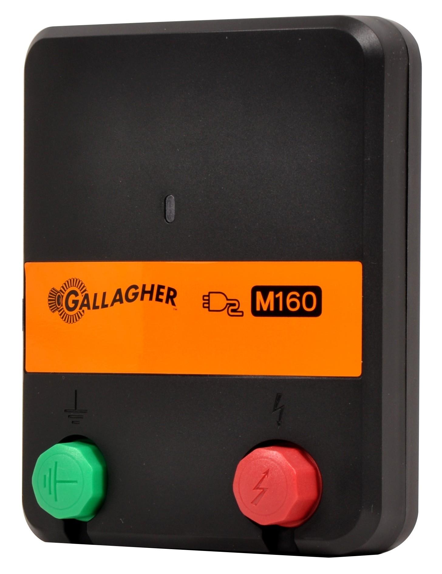 Schrikdraadapparaat Gallagher M160 230V