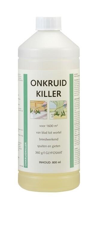 Glyfosaat Onkruidkiller 800ml