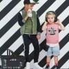 Afbeelding van Z8 Baby Boys Mik Red velvet stripes