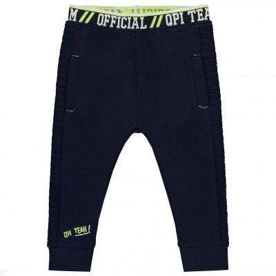Quapi Baby boys Marcus Sweat Pants Navy