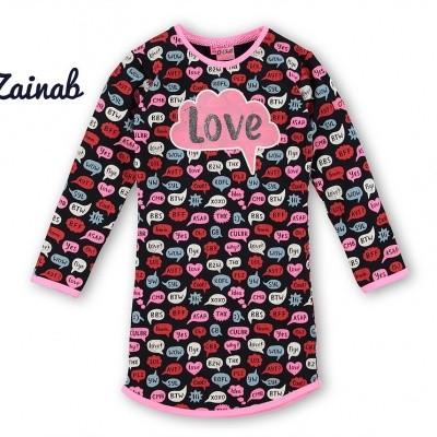 Foto van O chill girls dress Zainab