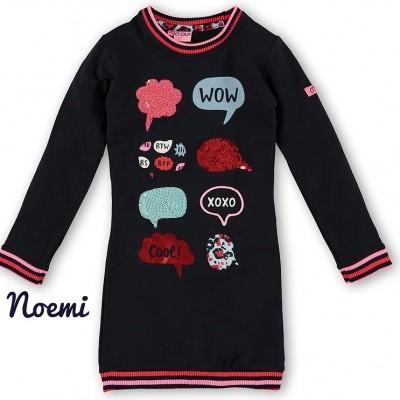 Foto van O chill girls dress Noemi