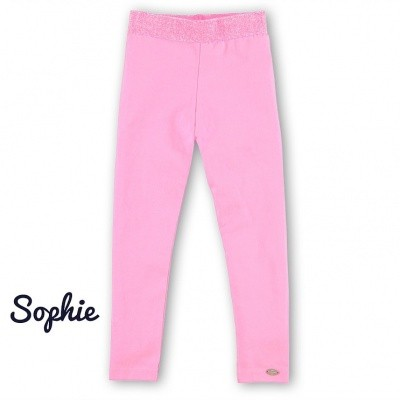 Foto van O chill girls legging Sophia neon pink