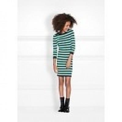 Foto van Nik & Nik Jolie Dress Dark groen