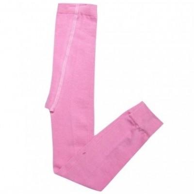 Foto van Little miss Juliette knit legging pink/glitter