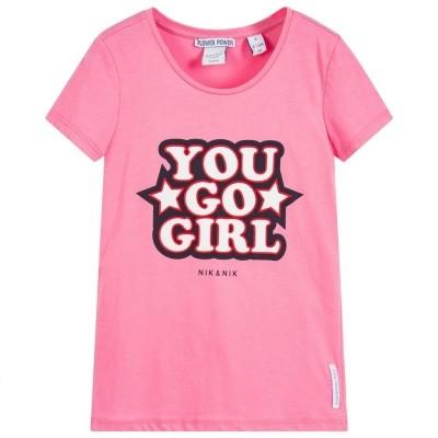 Nik & Nik girls Layla shirt