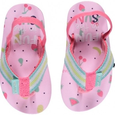 Quapi baby girl slipper Jip Candy fruit