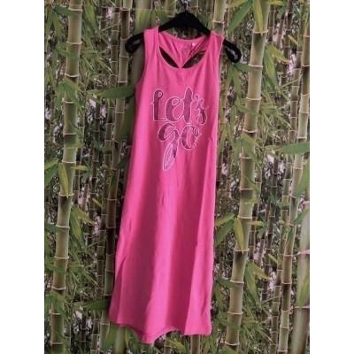 Foto van Name it maxi dress pink lets go