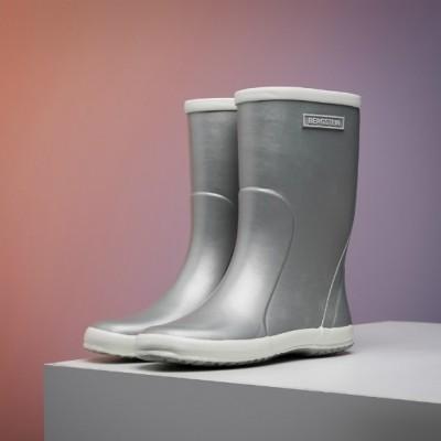 Foto van Bergstein regenlaars zilver Limited edition