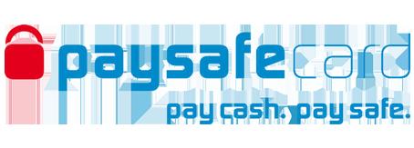 Logo van betaalmogelijkheid PaysafeCard