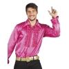 Afbeelding van Disco overhemd roze