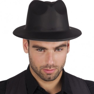 Foto van Mafia hoed plastic