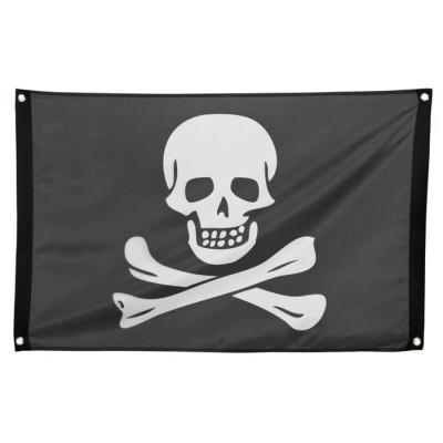 Foto van St. Vlag Piraat (60 x 90 cm)