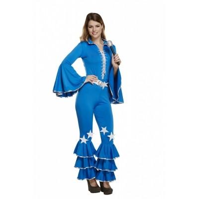 Foto van Disco kostuum vrouw