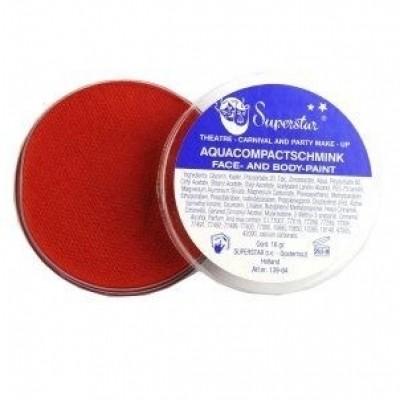 Aquaschmink superstar rood kl. 035 (16gr)