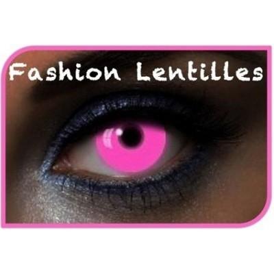 Foto van UV Pink jaarlenzen per paar