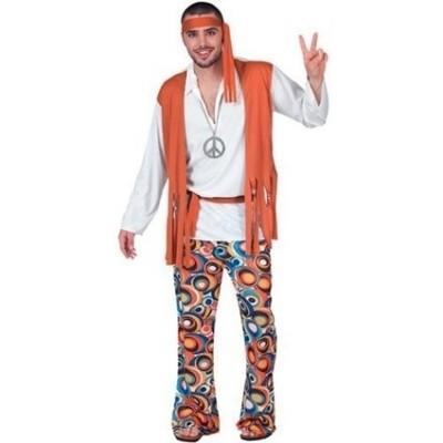 Hippie man volwassen