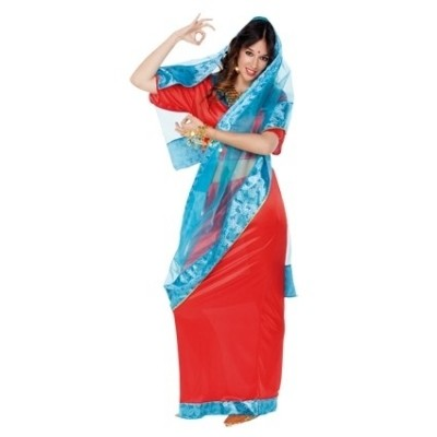 Foto van Bollywood dame volwassen maat