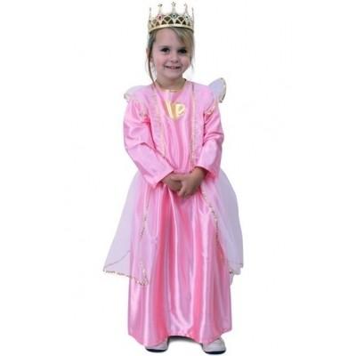 Foto van Roze prinsessen jurk