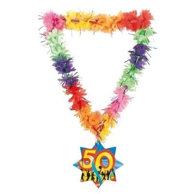 Foto van Hawaii krans tinsels 50 jaar