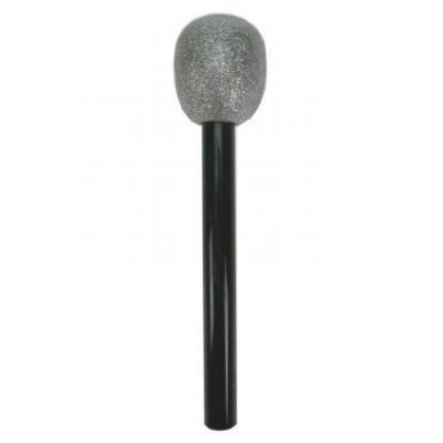 Foto van Microfoon zilver/zwart