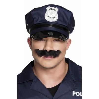 Foto van Snor politie