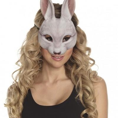 Half masker bunny